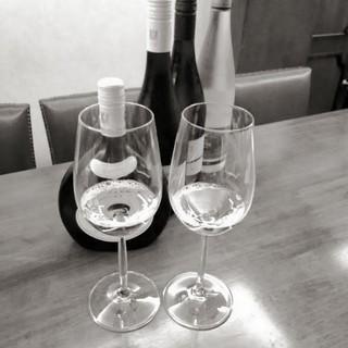 ワインは全てドイツ産おすすめ日替わりグラスワインは7種類以上