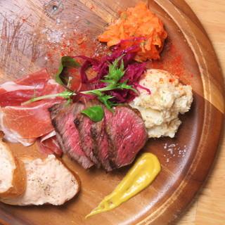 地元・石川の食材で「地産地消」を実践