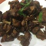 83432108 - 北京ダックの肉の炒め物