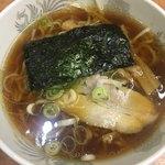 83432660 - 小醤油ラーメン(´∀`)