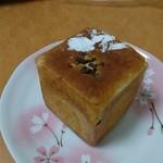 83433546 - チョコレートクリームパン