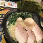 まんぷく家 - 特製ラーメン(塩)