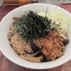 酢重正之 楽 - 料理写真:「信州肉味噌そば」