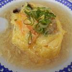 餃子の王将 - 料理写真:天津炒飯 580円