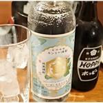 居酒屋鳥のぶ - キンミヤボトル1900円♪