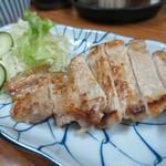 大衆食堂 山田屋 - 料理写真:トンテキ300円