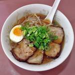 中華食卓紫鳳 - 料理写真:叉焼麺