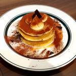 gram - ティラミスパンケーキ