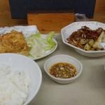 東風 - 回鍋肉(B定食)