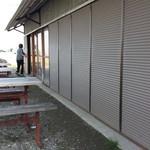 たぬきや - 開店前の風景