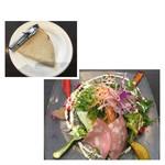 BUONO - 窯焼きフォカッチャ&15品目野菜の太陽と大地のサラダ