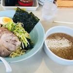 83443698 - チャーシューつけ麺(並)