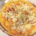王道居酒屋 のりを  - ピザ