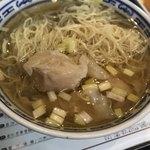 83444466 - 海老ワンタン麺