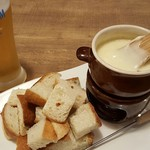 Spica - チーズフォンデュ