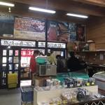 83446087 - 内観・鮮魚店と兼営