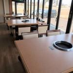 せいぶ農産発 焼肉DINING まるぎゅう - テラス席