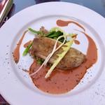 ラ・ブラスリー - 鶏モモ肉のソテー