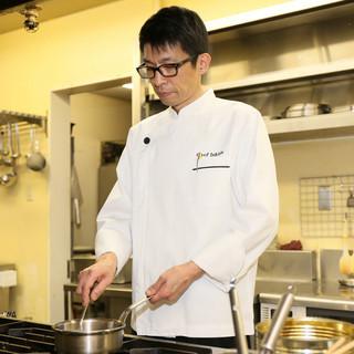 北海道産食材中心に使用。北海道の食材にはチカラがあります!
