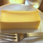 ピアノフォルテ - チーズケーキ