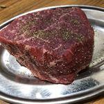 ミスター焼肉 - ぶ厚いヒレ 2380円