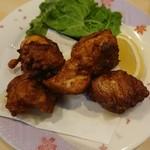 食い処 松味 - 料理写真:道産若鶏味噌ザンギ