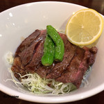 九十九草 - ビフカツ丼