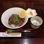 83457885 - ビフテキ丼