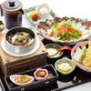 日本料理 四季 - 料理写真:【4~5月】鯛入り桜釜飯膳