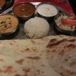 インド料理 MUTHU - タリーセット
