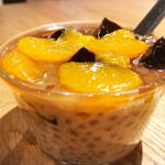 マンゴツリー カフェ - タピオカバー。
