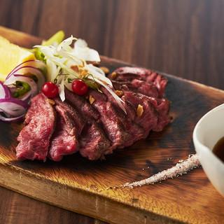 日替わりで新鮮なお肉のメニュー!