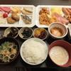 伊香保 - 料理写真:朝食バイキング1