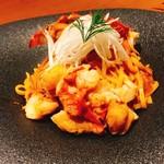 パスタ(麺は全て淡路麺業産の生麺です)