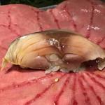 第三春美鮨 - 真鯖 1.1kg 巻き網漁 静岡県焼津