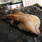 第三春美鮨 - とり貝 74g 桁曳き網漁 愛知県南知多