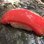 第三春美鮨 - シビマグロ 157.6kg 赤身 延縄漁 熟成9日目 静岡県下田