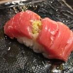 第三春美鮨 - シビマグロ 157.6kg 蛇腹 延縄漁 熟成9日目 静岡県下田