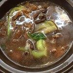 83469724 - [海参烩魚肚]                       ナマコと魚の浮き袋のエビ子煮