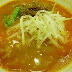 赤坂飯店 - 胡麻風味たっぷり坦々麺