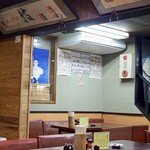 博多 藪 - 店内