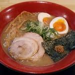 麺屋 茜 - 【濃厚味玉ラーメン】¥900