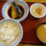 三郷たかの食堂 - 料理写真:
