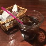 八幡浜はなれ - 食後の無料コーヒー