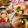 京都ぎおん まろまろ庵 羽重 - 料理写真:京都ぎおん桜祭りコース