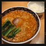 寿限無 担々麺 - 坦々麺 880円