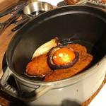 83481472 - 牛肉のチーズカツレツココットロースト 濃縮葡萄のソース
