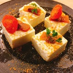 イタリアン&バール アルバータ - からすみ豆富