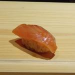 83481852 - ◆サクラマス・・旬ですので、良い味わい。