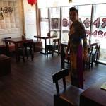 ベトナム料理レストラン 333 - ホールスタッフの女性は、日本語が堪能だった!